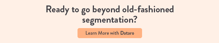 Learn how AI takes all the guesswork out of donor segmentation.
