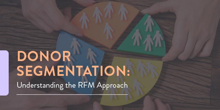 >Donor Segmentation: Understanding the RFM Approach
